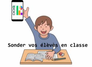 Proposer des sondages et quizz en classe / SEM-10540