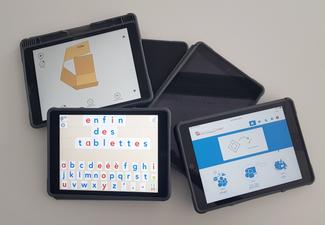 Usages pédagogiques des tablettes numériques / SEM-P1535