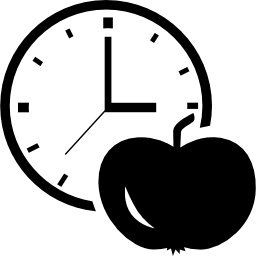 apple-and-clock