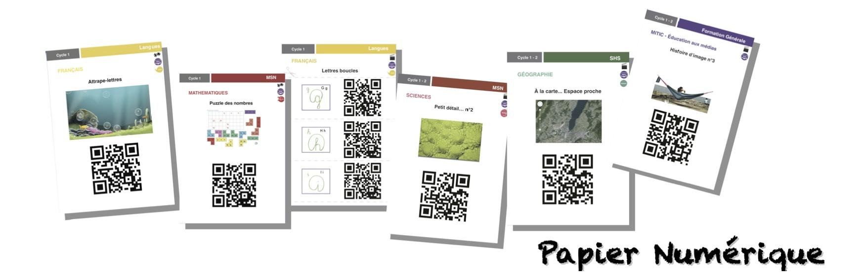 Papier numérique