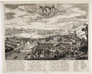carte 1650