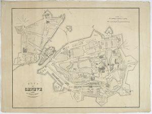 carte 1829