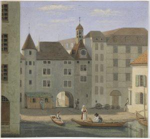 port du molard 1810