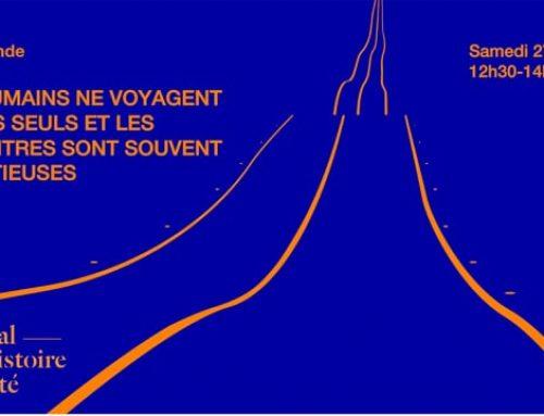 Festival Histoire et Cité 2021 : Voyages