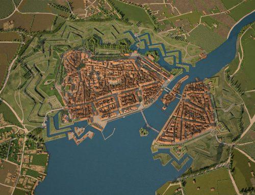 Genève 1850-3D