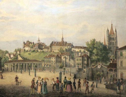 Lausanne Time Machine