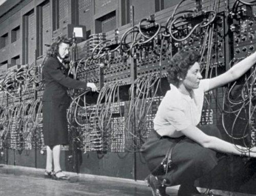 Sept femmes qui ont façonné l'Histoire numérique